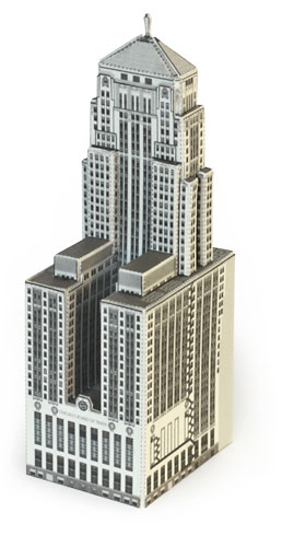 How To Build The Board Of Trade Building