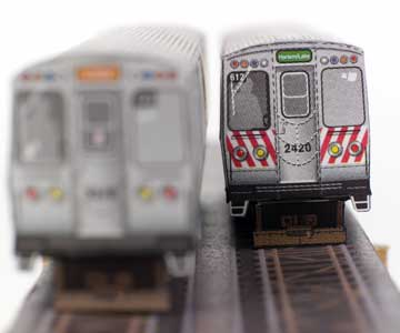 CTA L Train models