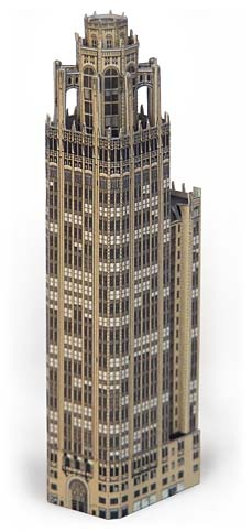 Chicago Tribune model