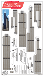 Sears Tower card